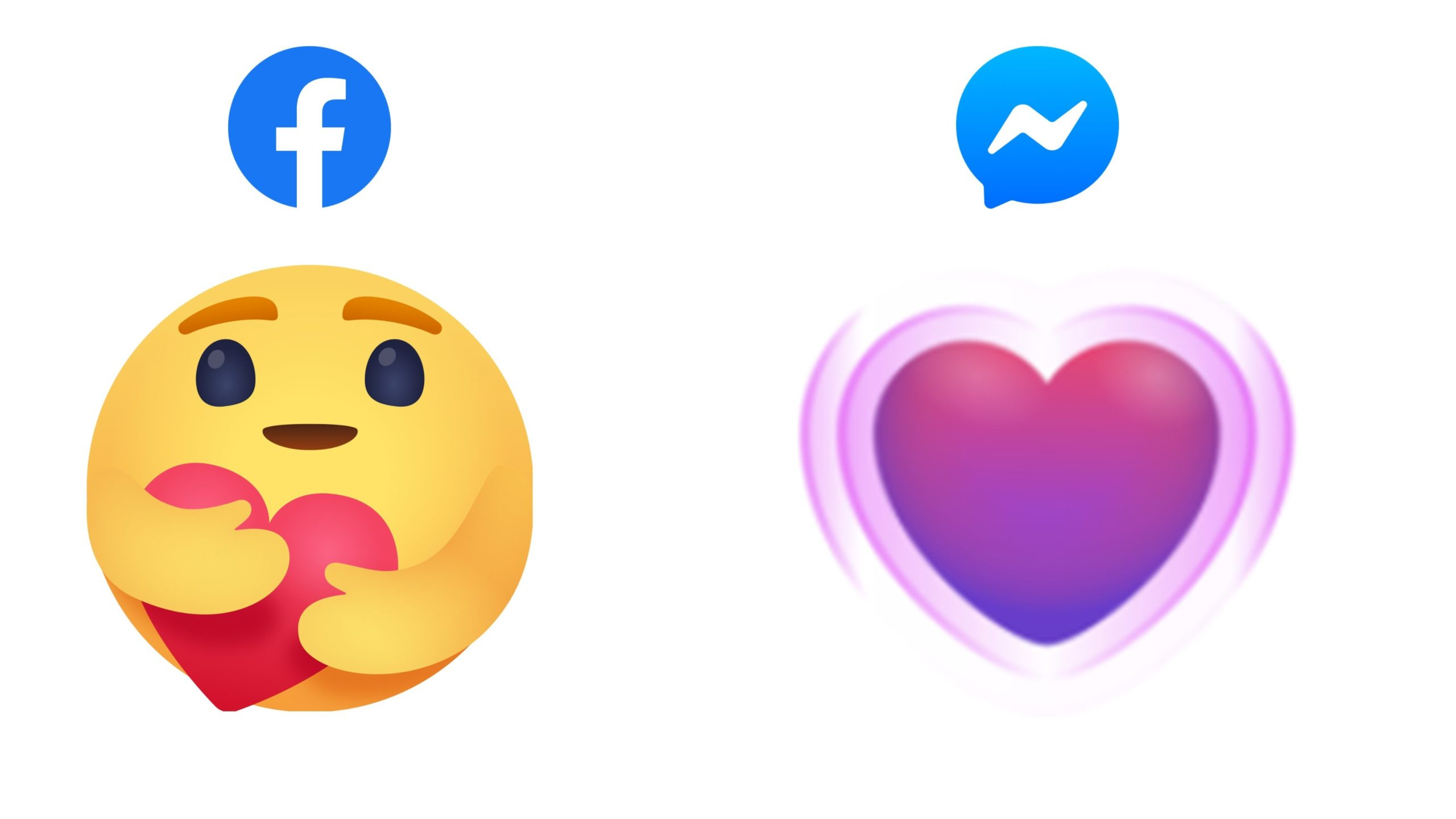 Facebook is launching new Care reactions on Facebook and Messenger