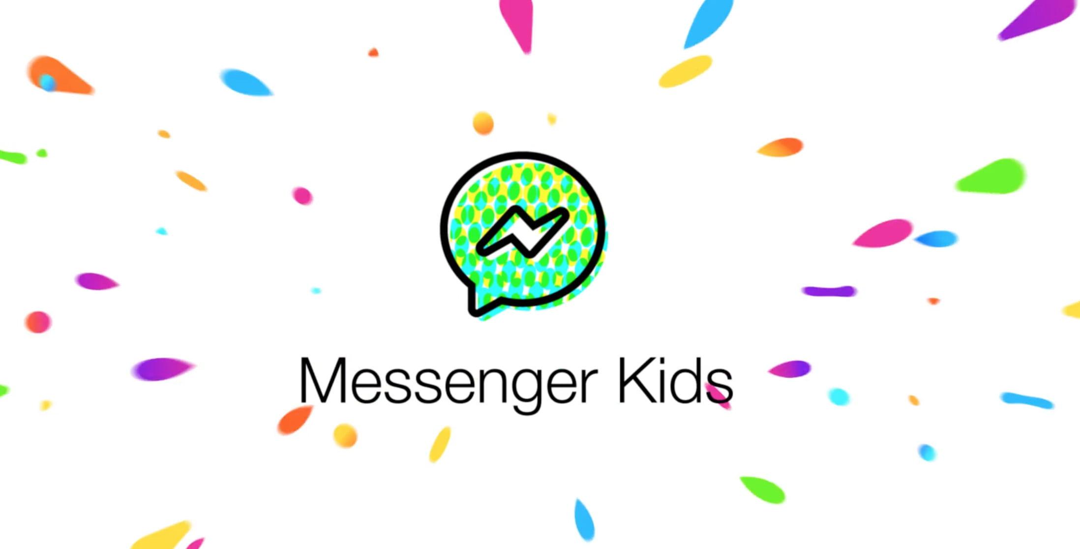 Facebook Launches Messenger Kids