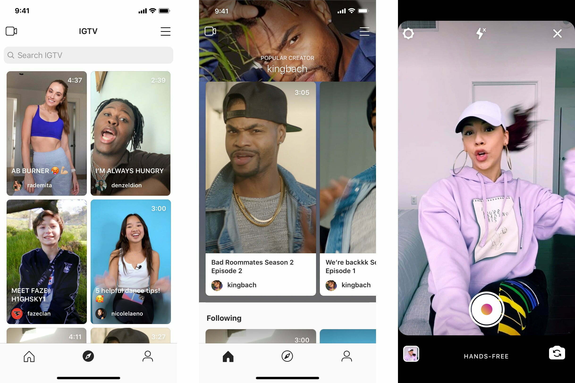 Instagram Updates IGTV App and Adds New IGTV Preview Option for Stories