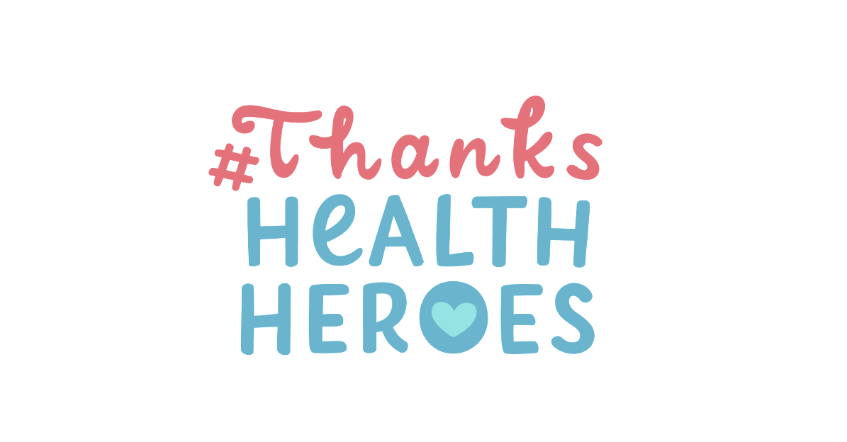 Instagram Adds #thankshealthheroes sticker