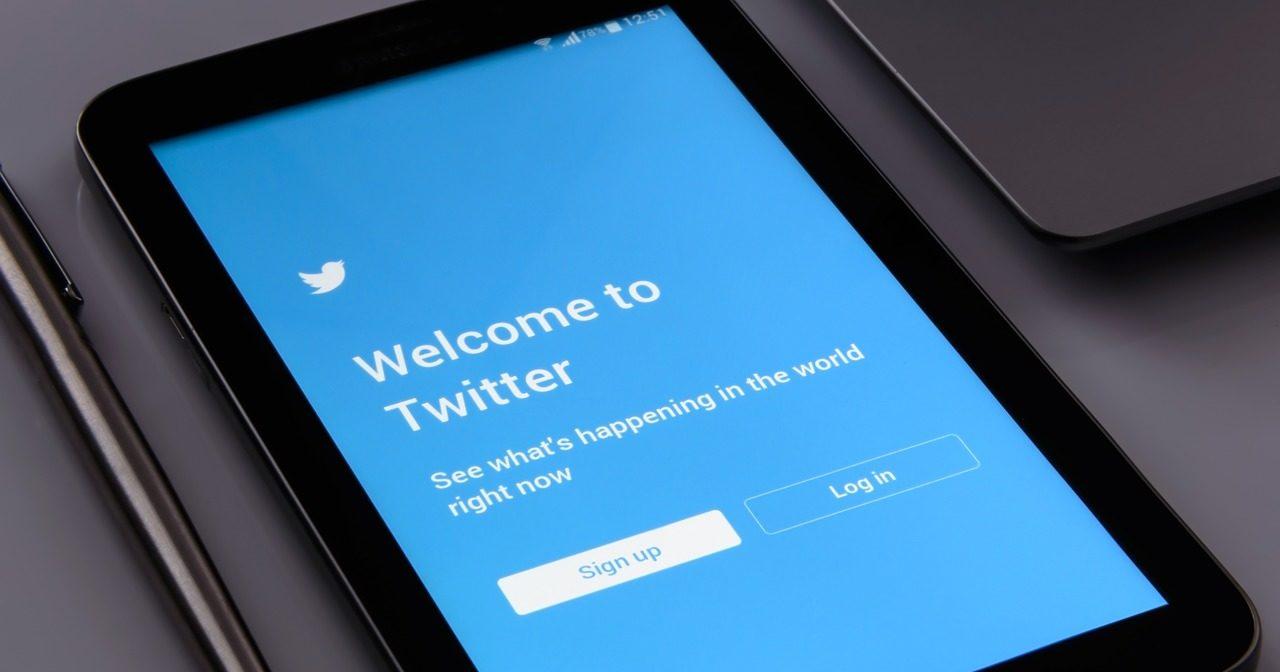 Twitter channel option