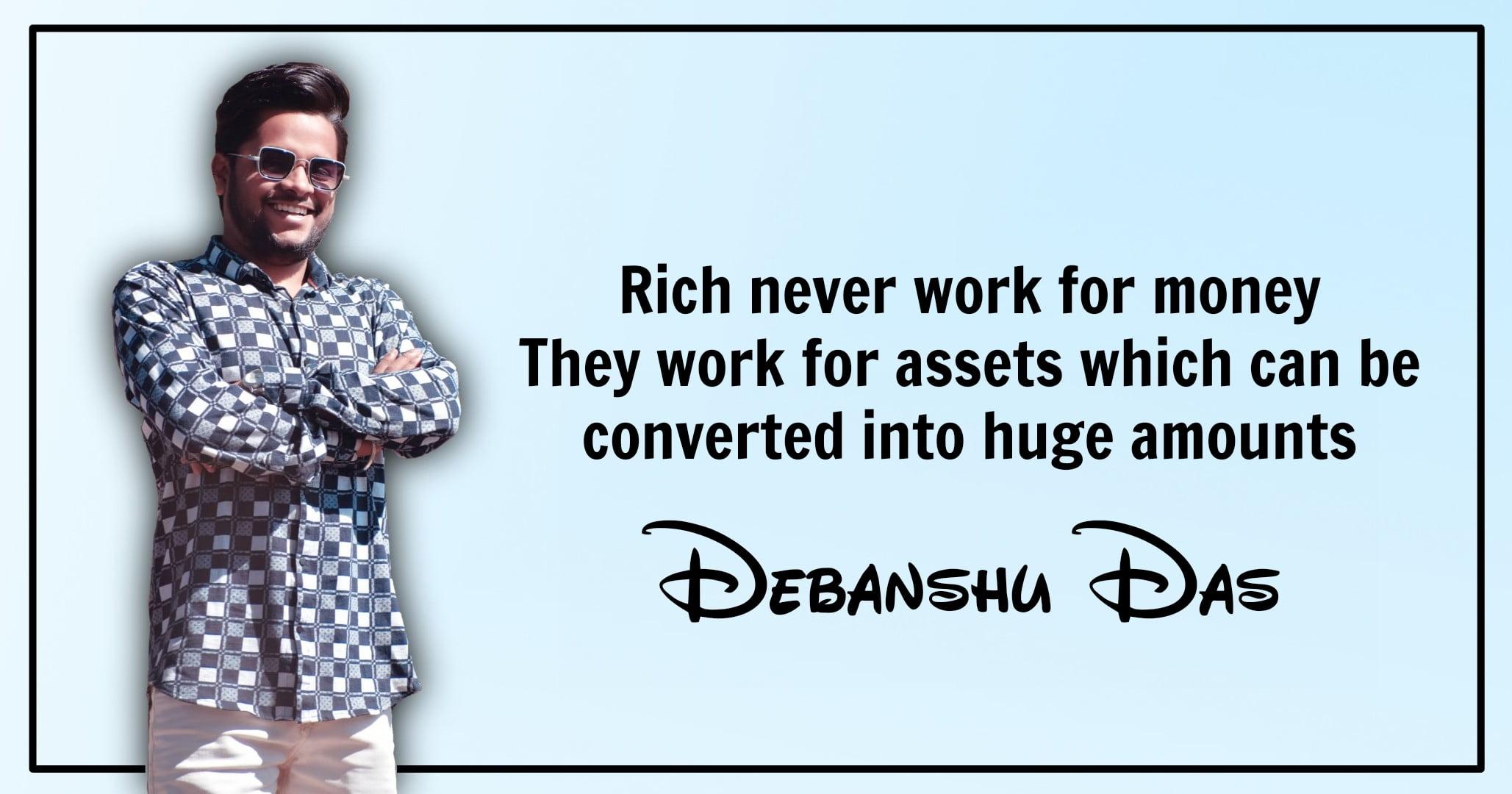Interview with an Influencer: Debanshu Das
