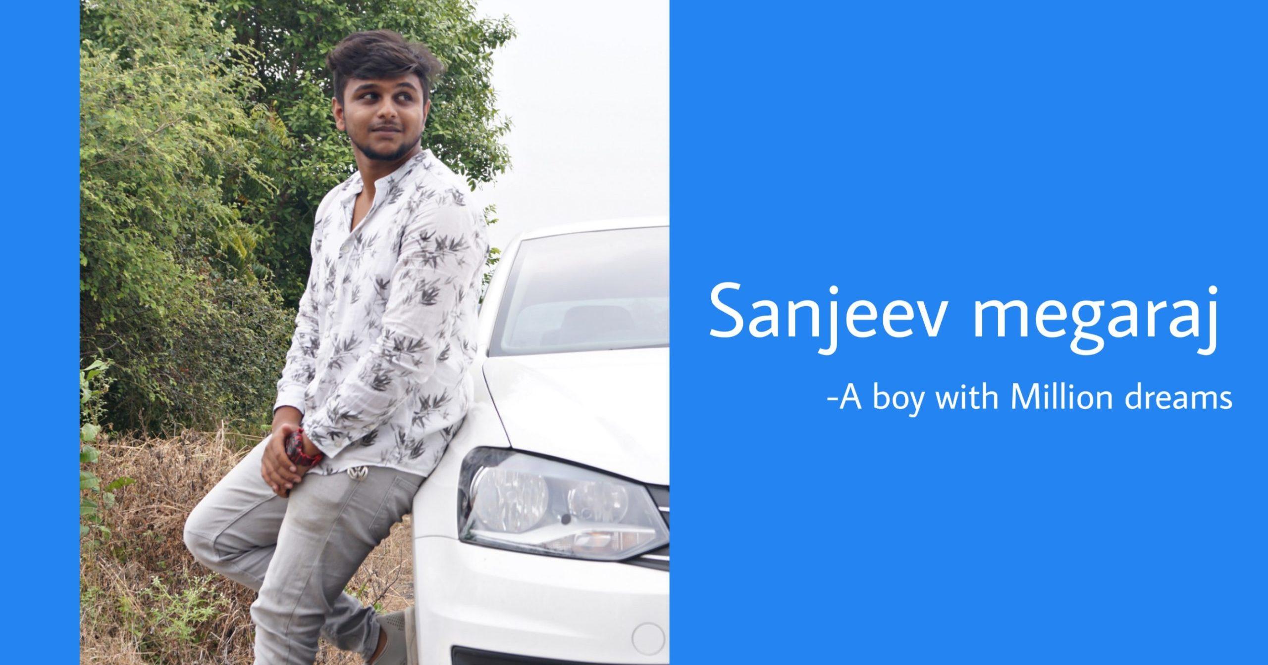 Interview with an Instagram Influencer: Sanjeev Megaraj