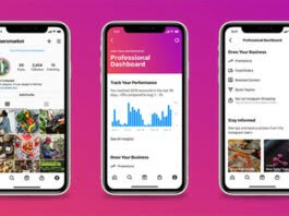 Instagram Launches New 'Professional Dashboard'